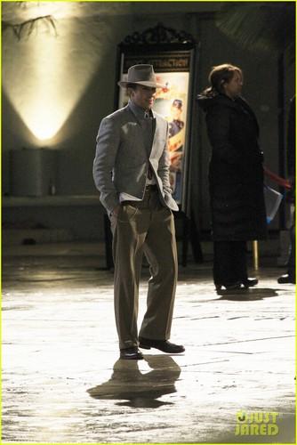 Ryan Gosling: 'Gangster Squad' Saturday with Josh Brolin