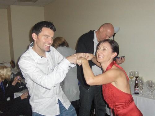 Ryan and Belinda