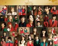 smentertainment - SM Entertainment Winter Album &quot;The Warmest Gift&quot; wallpaper