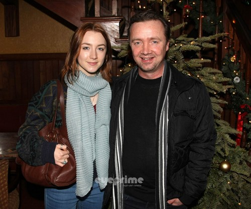 Saoirse as a brunette - the-host Photo