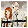 Scorpius/Rose Confessions on Tumblr - rose-and-scorpius fan art