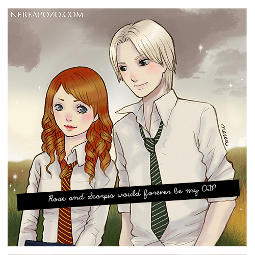 Scorpius/Rose Confessions on Tumblr