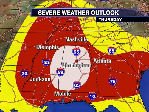Severe Weather Outlook - (2006)