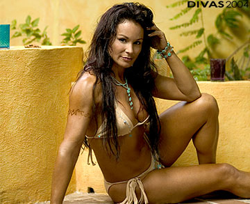 Wwe Former Diva Ivory wallpaper containing a bikini titled Sexy Ivory