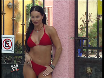 Wwe Former Diva Ivory achtergrond containing a bikini called Sexy Ivory