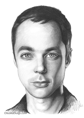 Sheldon Cooper - Jim Parsons - jim-parsons Fan Art