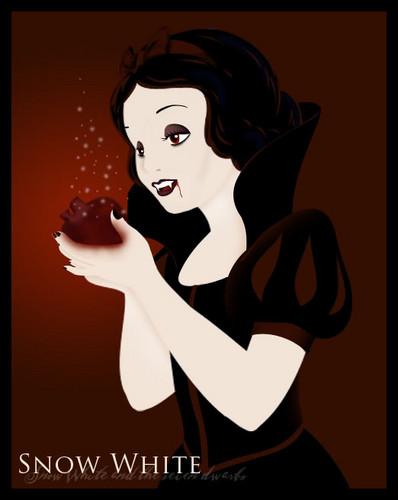 Snow White ♥ vampire