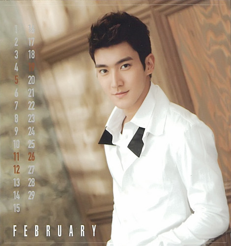Super Junior 2012 Japan Calendar - kpop Photo