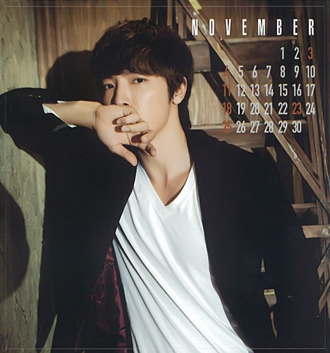 Super Junior 2012 Japan Calendar