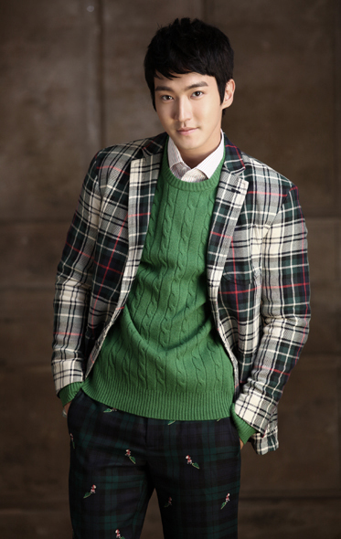 "Super Junior SM Entertainment Winter Album ""The Warmest Gift"""
