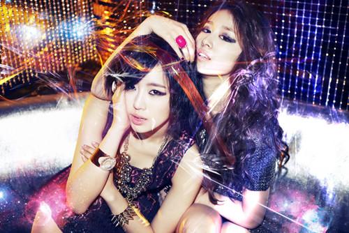 "T-ara ""Lovey Dovey"" Concept pics"