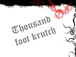 To edition krutch welcome foot fan download thousand masquerade the