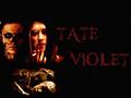 Tate & màu tím