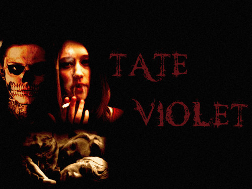American Horror Story Hintergrund called Tate & violett