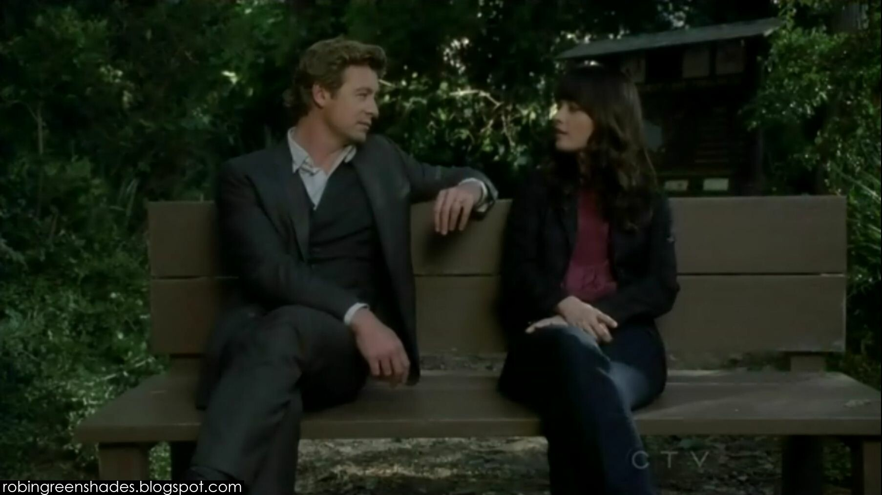Teresa Lisbon - 4x10 Fugue in Red