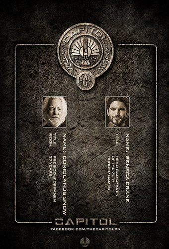The Hunger Games District Trading Cards