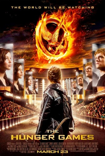 The Hunger Games New poster
