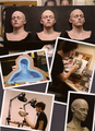 The Making of lifesize BD Bella dummy stand in