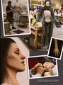 The Making of lifesize BD Bella dummy stand in  - harry-potter-vs-twilight photo
