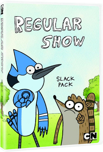 The Regular Show Slack Pack