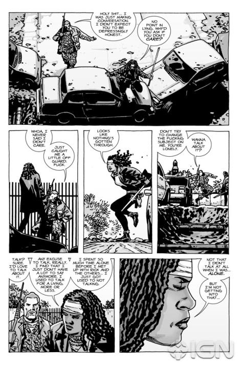 The Walking Dead Comic 92 Preview The Walking Dead Photo 27694285 Fanpop