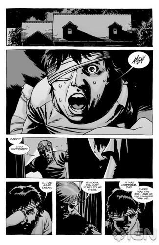 The Walking Dead - Comic #92 - voorbeeld