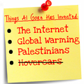 Things Al Gore Has Invented (Parody) - debate fan art