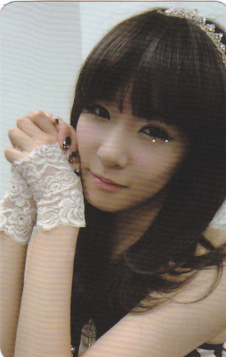 Tiffany - Mr.Taxi ( Kor. ver) photocard
