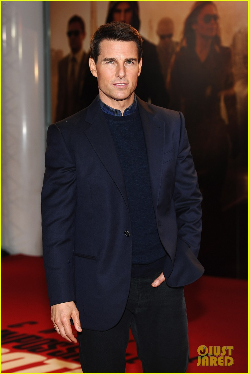 Tom Cruise Images Tom Cruise Ghost Protocol Uk Premiere Hd