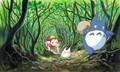 Totoro - my-neighbor-totoro screencap