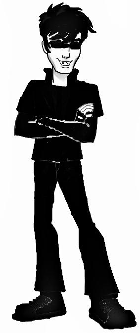 Trey Valentine - monster-high fan art