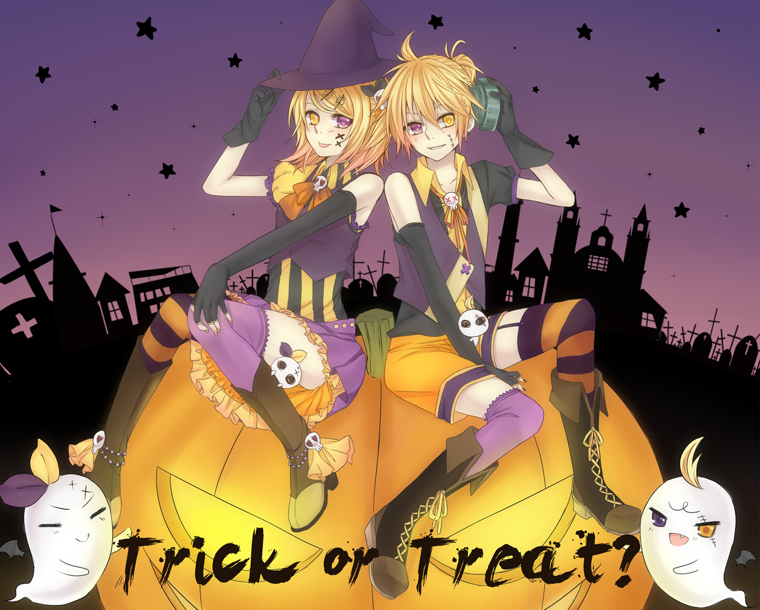 Trick and Treat