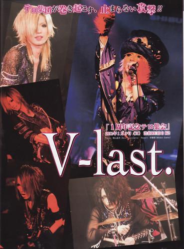 """V-Last """"Scans"""""""