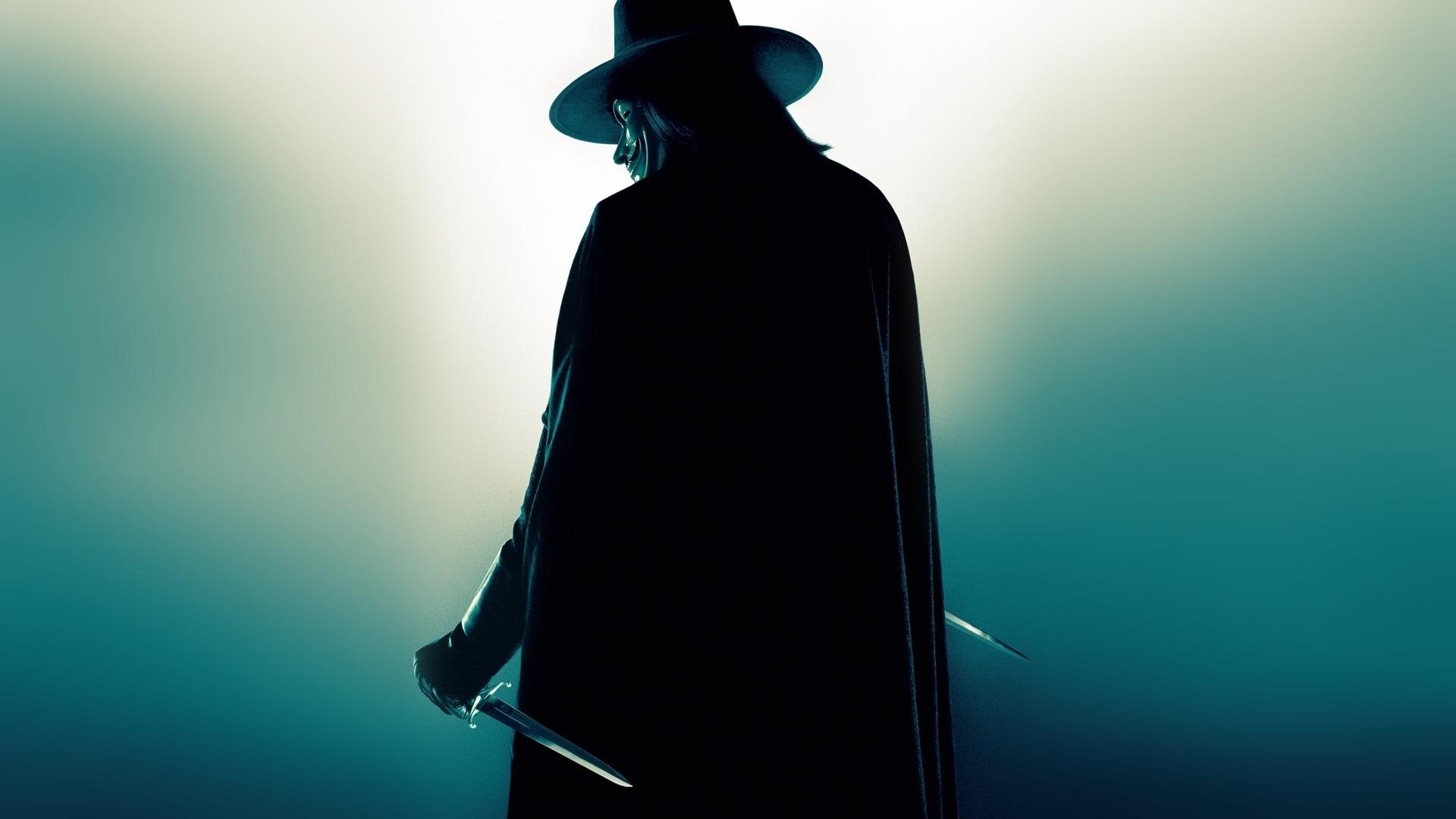 V For Vendetta Wallpaper for Vendetta - V for V...