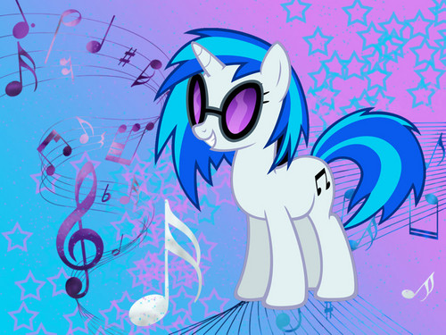 Vinyl Scratch - my-little-pony-friendship-is-magic Fan Art