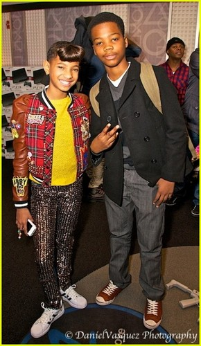 Willow Smith: 'Fireball' Video Release Party!