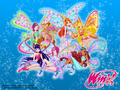 WinxGroup2 - winxclub wallpaper