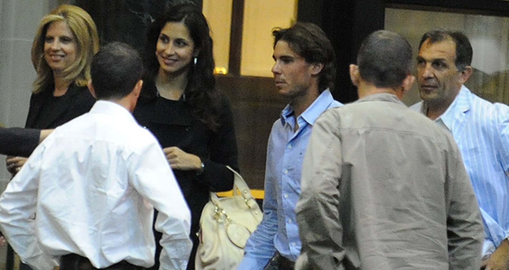 Xisca Will Have A Personal Bodyguard After The Wedding Rafael Nadal Photo 27679213 Fanpop