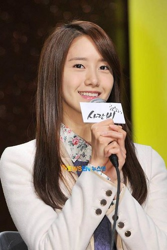 Yoona@Love Rain Press Conference