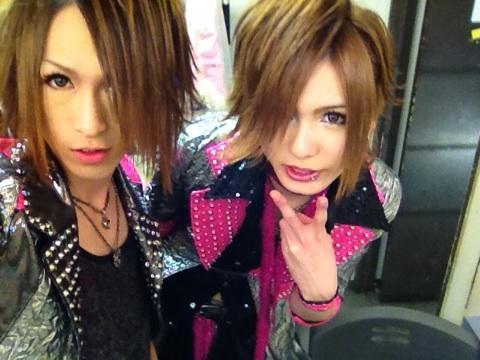 Yukiha and Yoshi [V-Last]