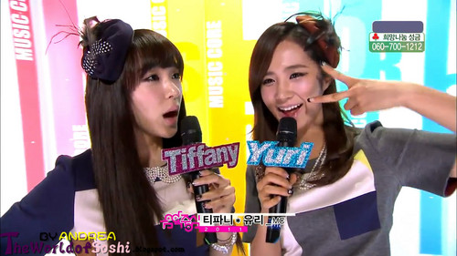 YulTi - Music Core MC - tiffany-girls-generation Photo