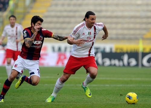 Z. Ibrahimovic (Bologna - AC Milan)