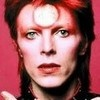 Ziggy Stardust photo containing a portrait called Ziggy Stardust