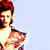Ziggy Stardust photo containing a portrait called Ziggy