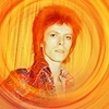 Ziggy Stardust photo probably containing a portrait titled Ziggy