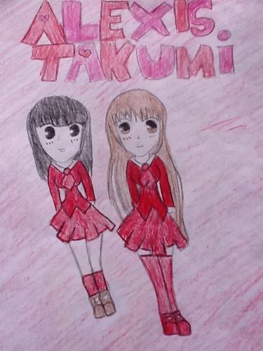 alexis takumi volume 1