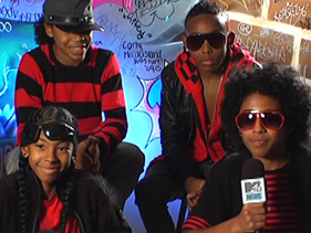 all in red ( mindless behavior)