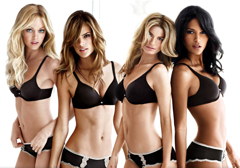 Victoria's Secret Angels angels