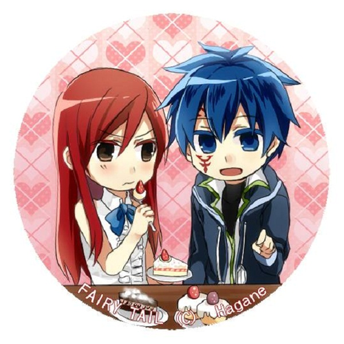 Erza X Jellal Images ErzaXjellal Wallpaper And Background