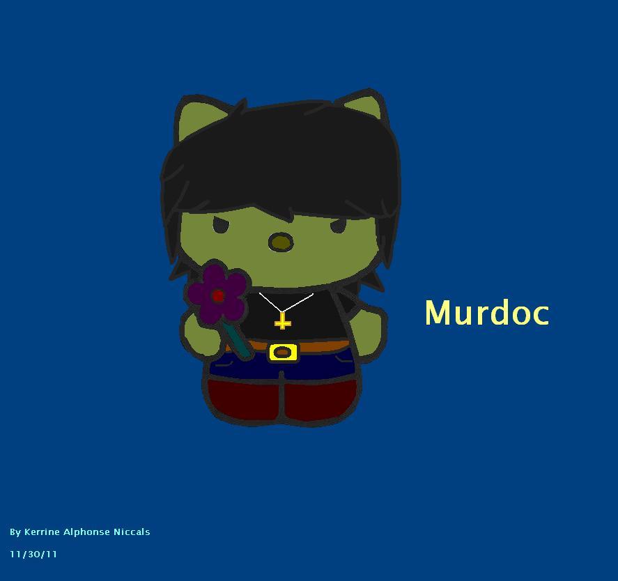 hello Murdoc